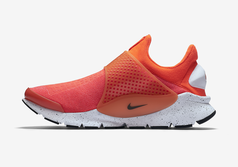 Nike Sock Dart SE Total Crimson