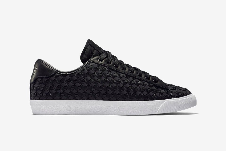 supra skytop 3 - Tennis Classic AC Woven White and Black