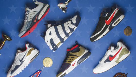 Nike USA Olympic Pack