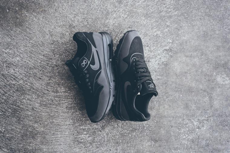 Nike WMNS Air Max 1 Ultra Moire - Black:Black 704995-003