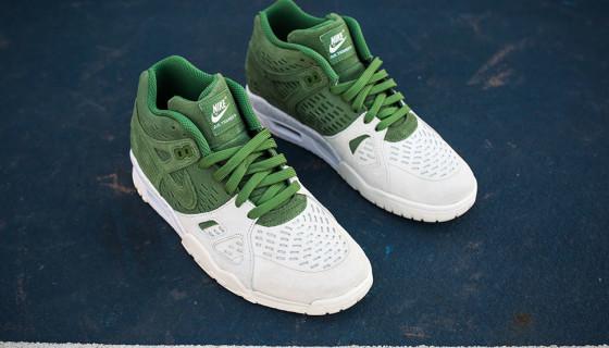 Nike Air Trainer III LE Treeline Green