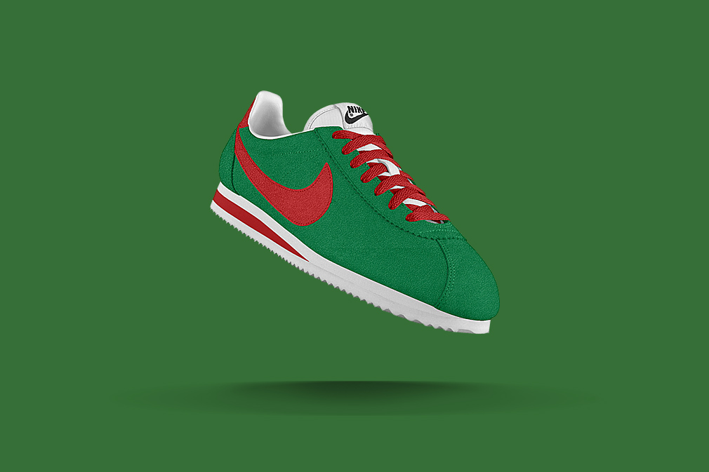 The Nike Cortez is back on NIKEiD | WAVE®