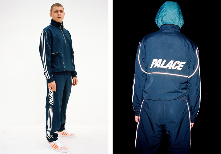Palace x Adidas Originals 2016