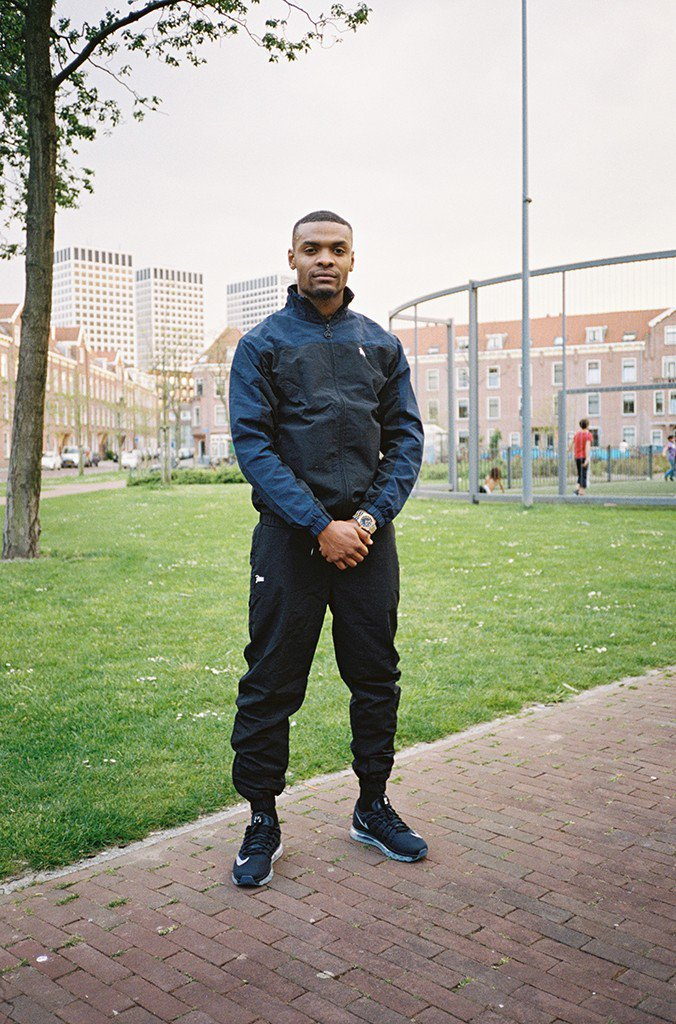 PATTA TRACKSUIT COLLECTION LOOKBOOK 2