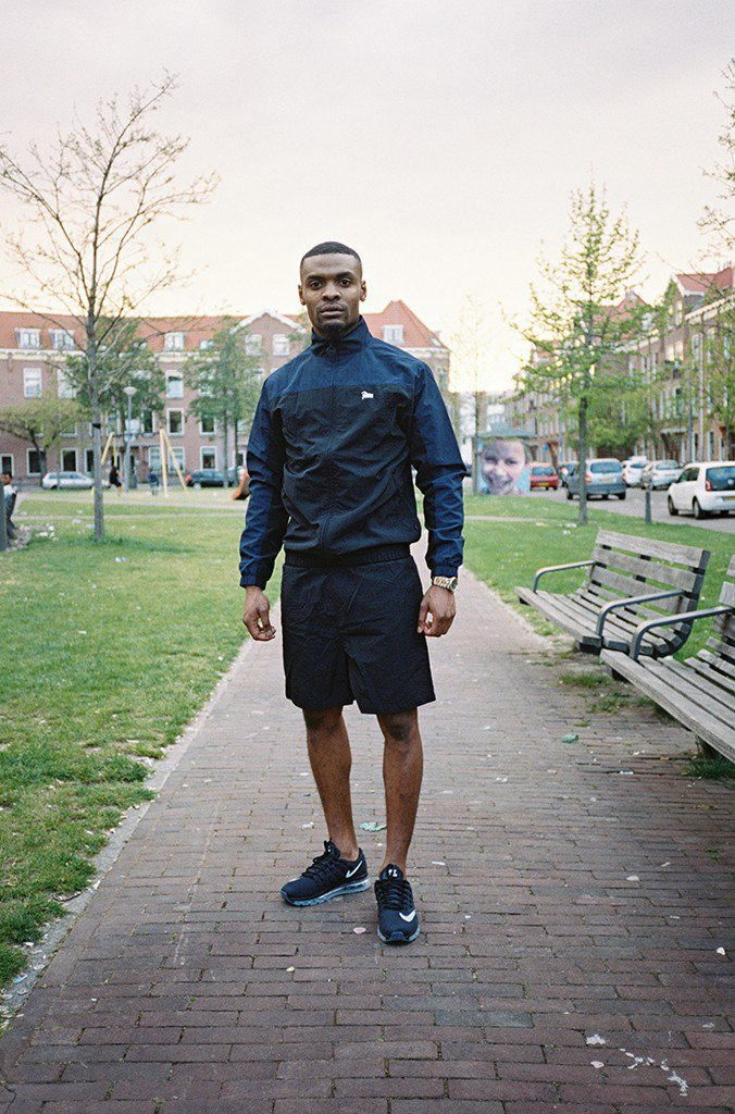 PATTA TRACKSUIT COLLECTION LOOKBOOK 6