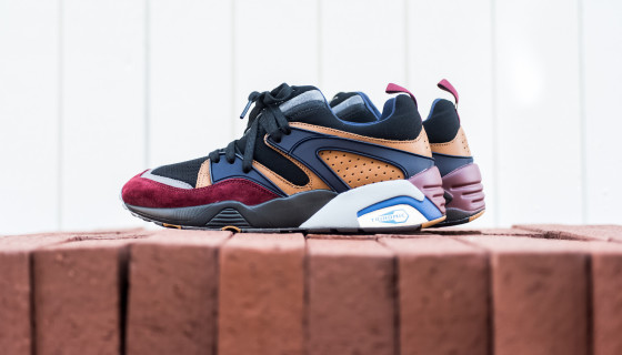 Puma Blaze Of Glory Street Dark