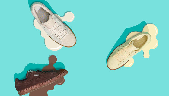 Puma Suede Ice Cream Pack