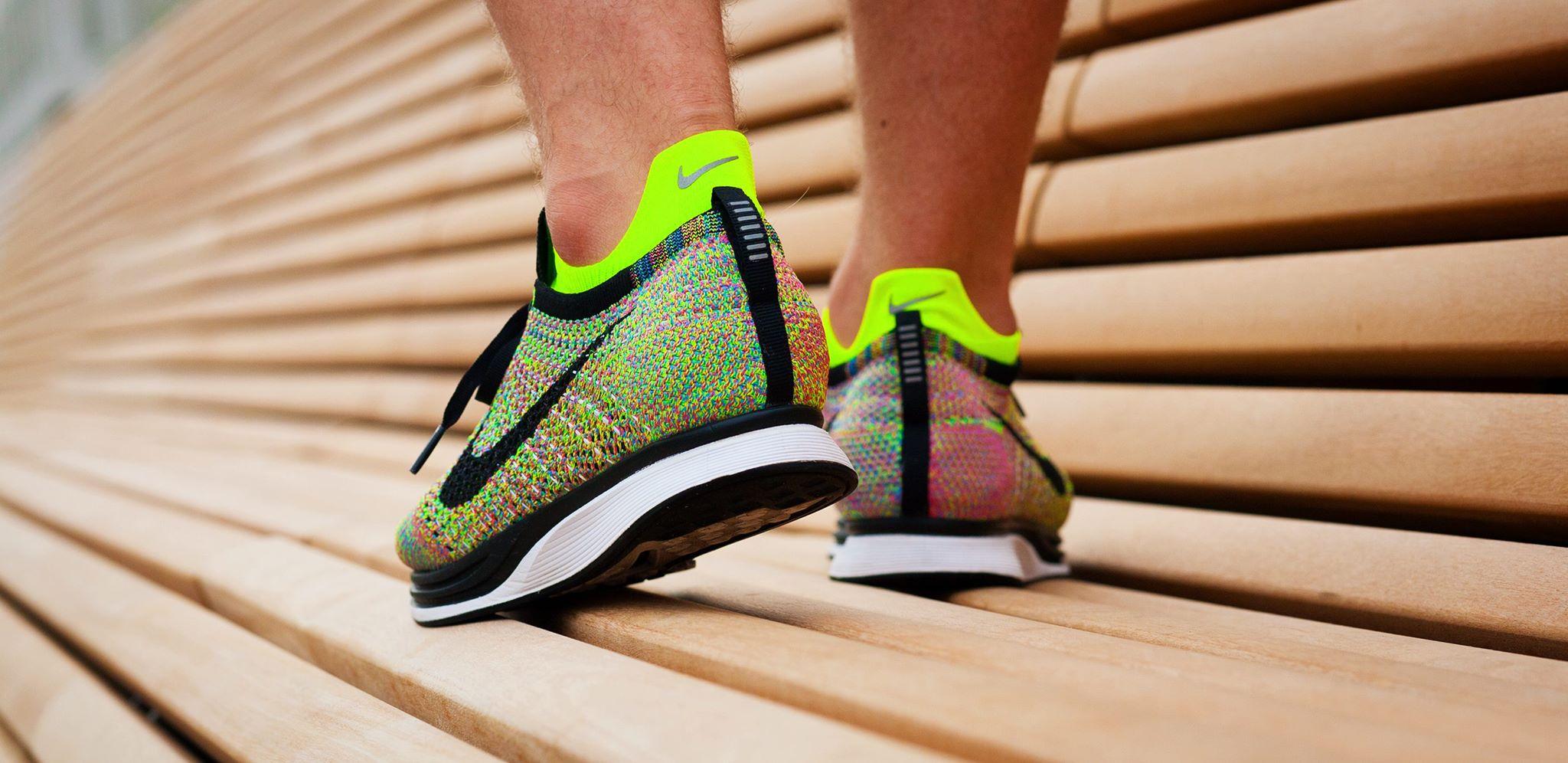 Philipp Se - Nike Flyknit Racer 'Multicolor' 1.0