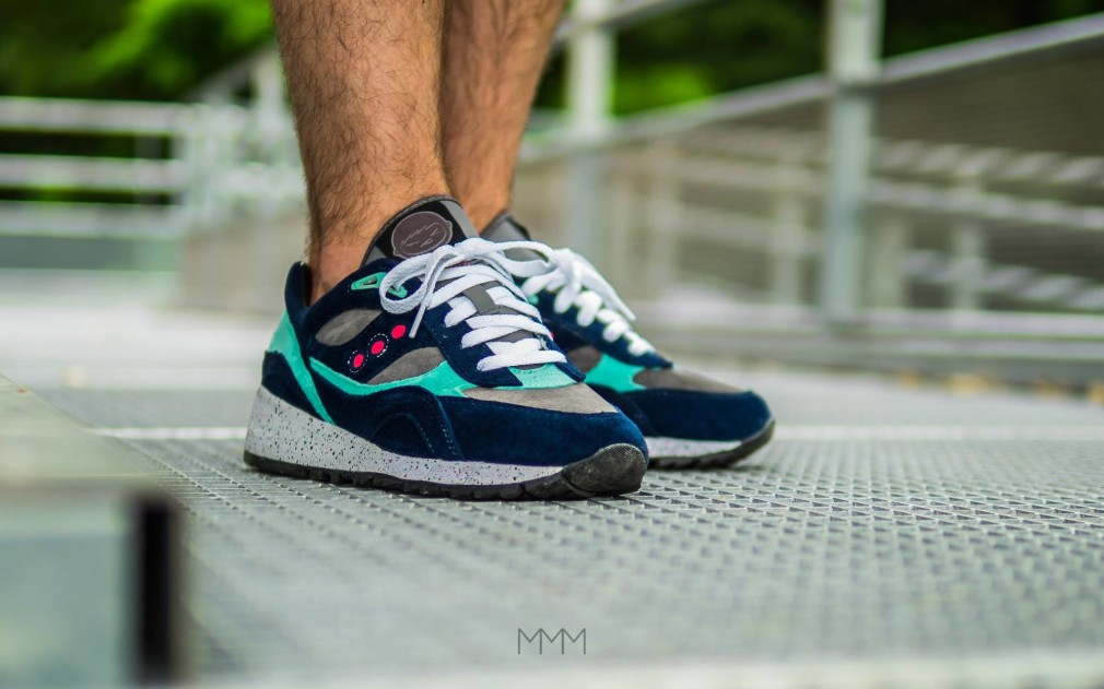 Pierre Ehmemem - Saucony Shadow 6000 Offspring