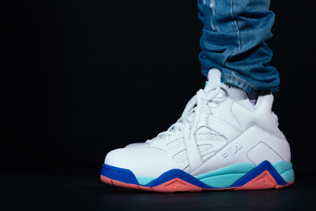 Pink Dolphin x FILA Cage