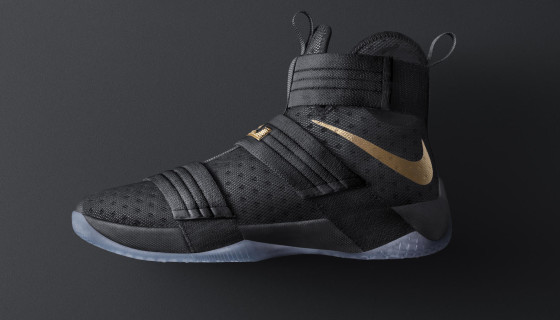 Nike Zoom LeBron Soldier 10 Championship ID
