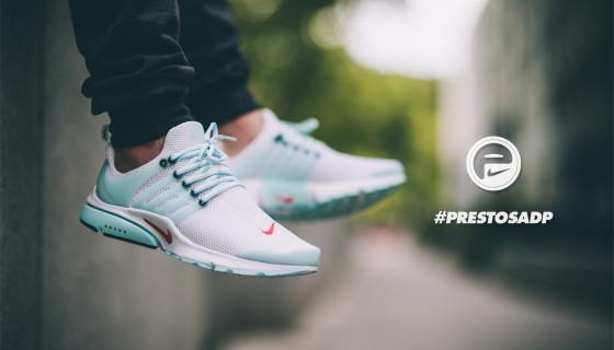 #PrestoSADP : 7 Nike Air Presto iD to Win