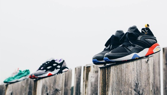 Puma x Alife Spring 2015 Footwear Collection