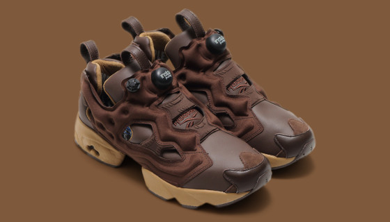 Reebook Instapump Fury x Atmos x Theatre Products