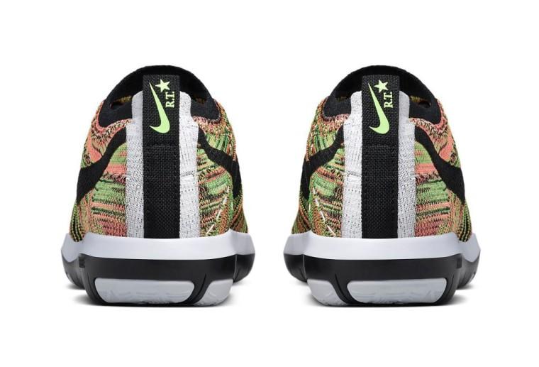 Ricardo Tisci x Nike Multicolor Flyknit