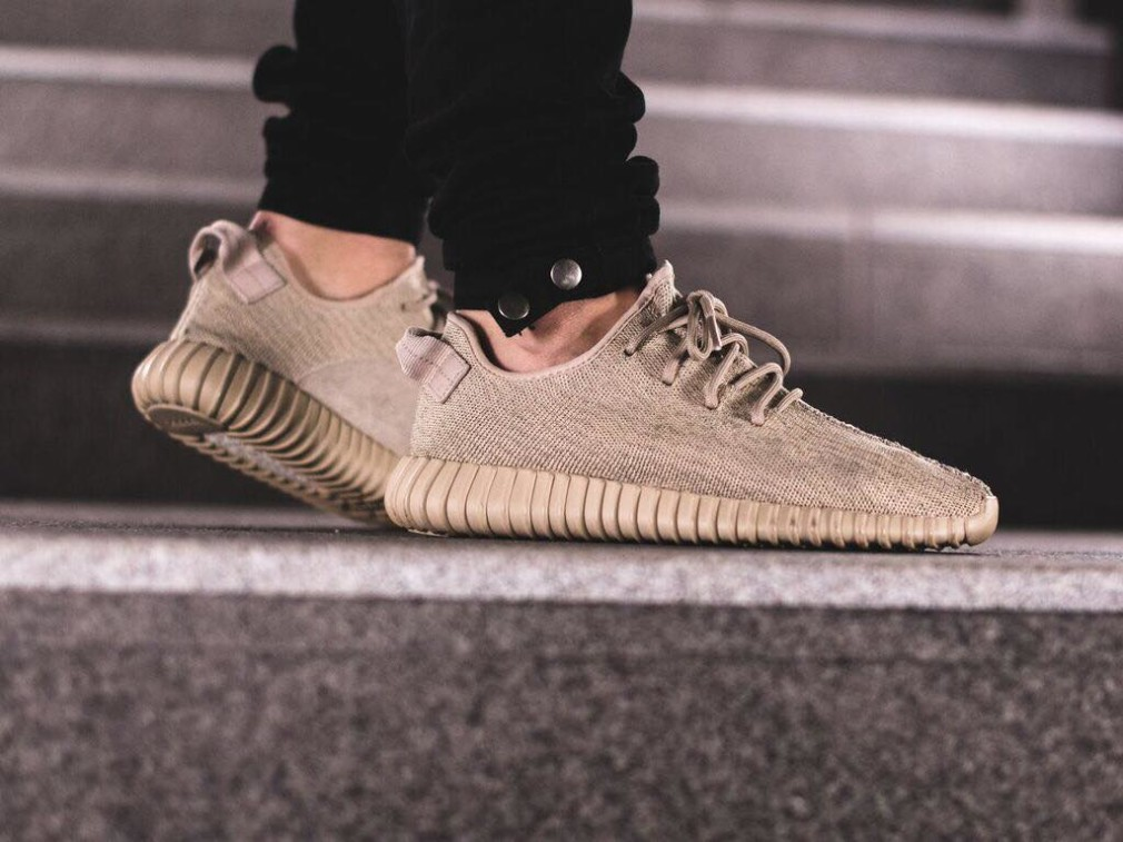 Rami Villalobos - Yeezy Boost 350 Oxford Tan