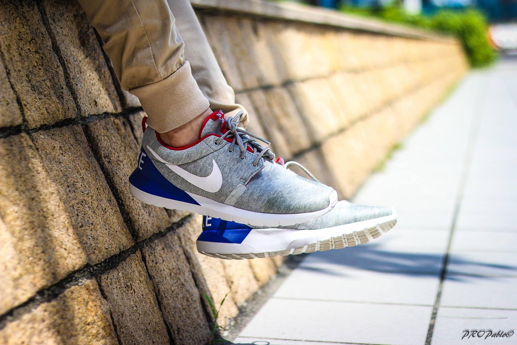 Randell Pablo -  Nike Roshe Run NM 'Great Britain'