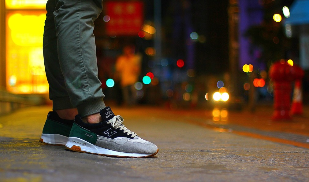 Raymond Wong - New Balance M1500 Solebox Final Green