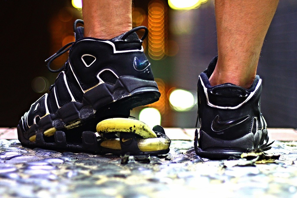 Raymond Wong - Nike Air UpTempo 1996