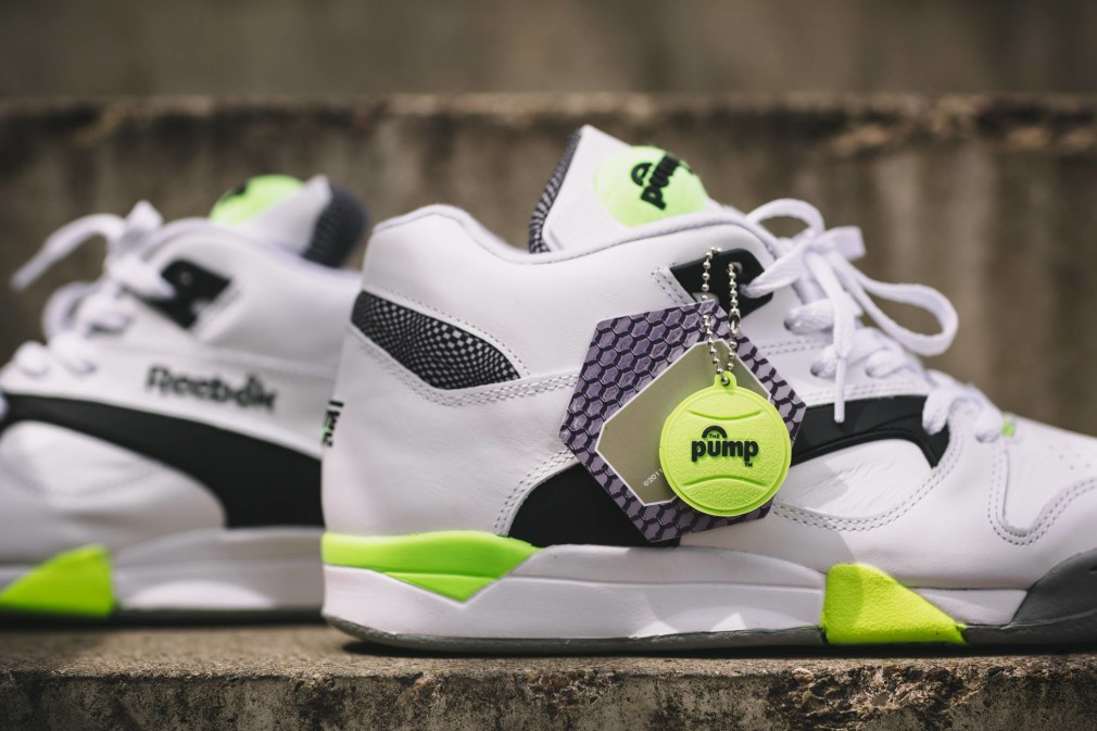 Reebok Court Victory Pump %22Solar Yellow%22 4
