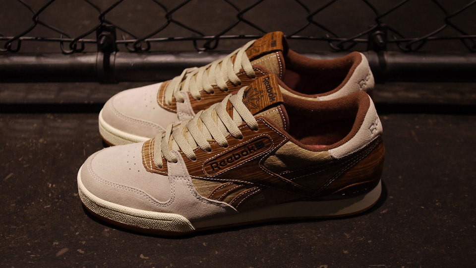 Reebok Phase I Pro x Mita Sneakers %22Year Of Court%221