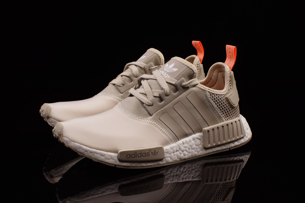 "Adidas NMD R1 Womens ""Light Brown"""