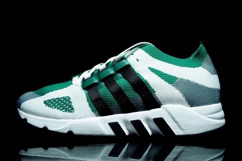 Adidas Eqt Primeknit Green