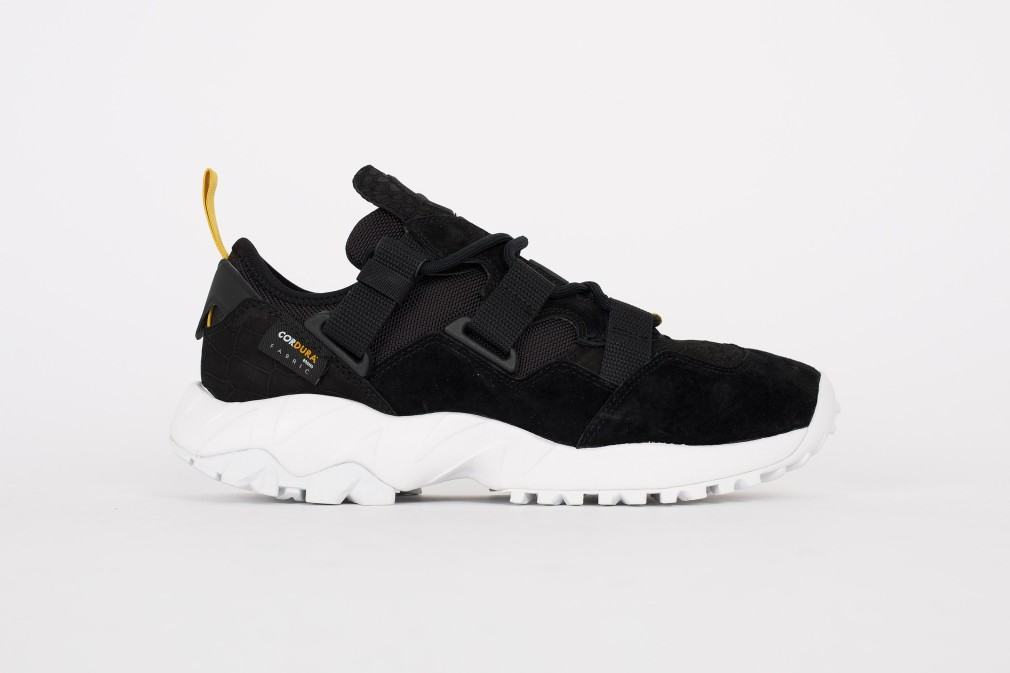 EQT Adventure (black/ white/ yellow)