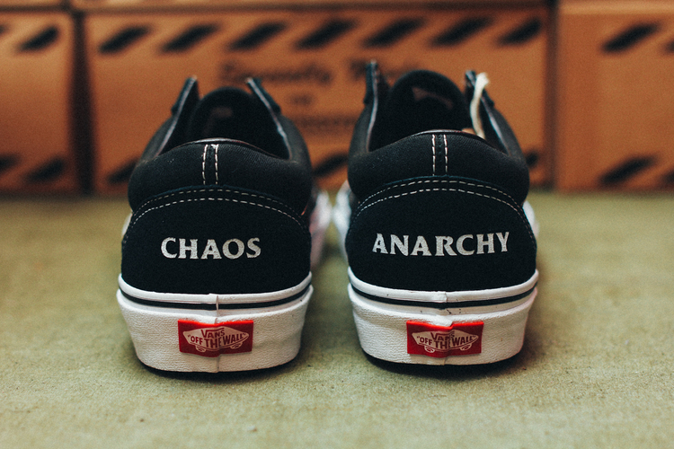 SBTG x Vans for Cover by Crossover