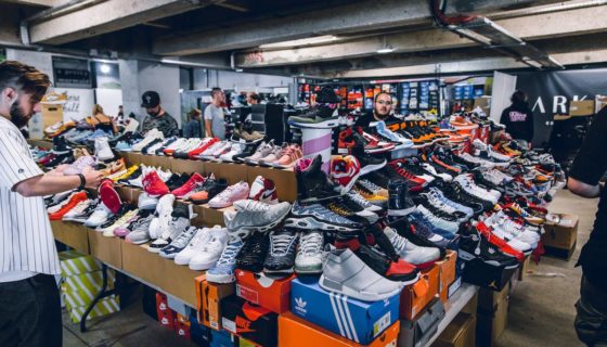 Sneakerness Paris 2016 Official Recap