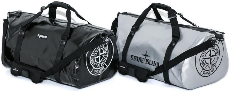Supreme x Stone Island SS16