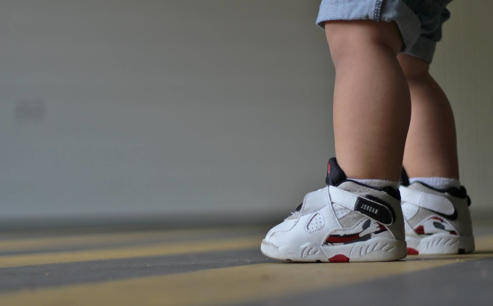 Snapster Wetoz - Air Jordan 8 Baby