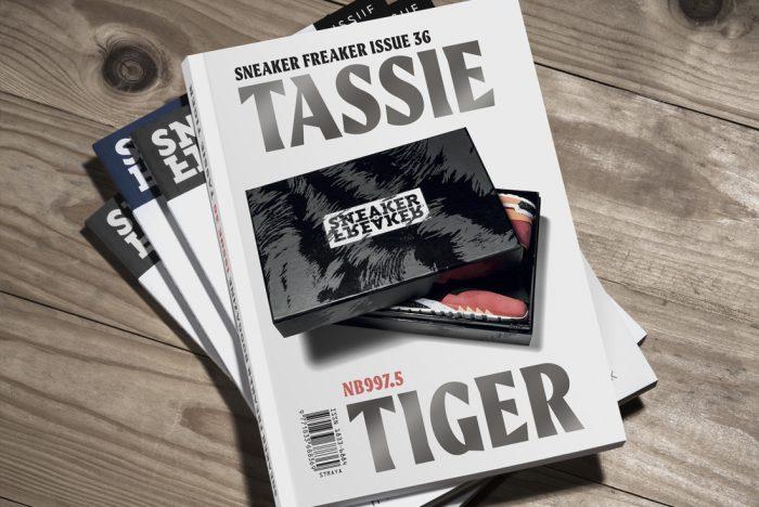 Sneaker Freaker x New Balance 997,5 %22Tassie Tiger%22 7