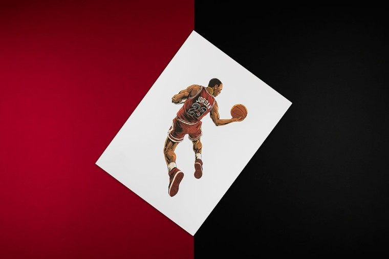 Sneaker News Magazine Volume Two- Thirty Years Of Air Jordan