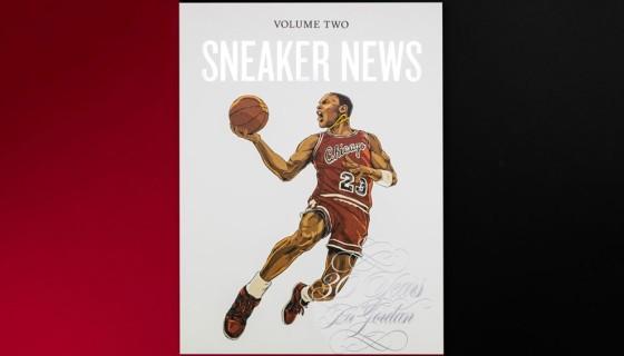 Sneaker News Magazine Volume Two: Thirty Years Of Air Jordan