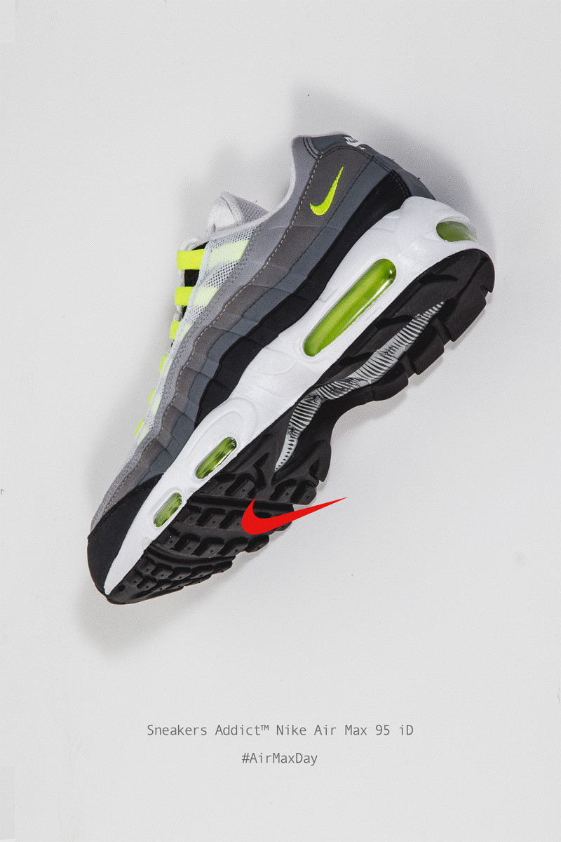 Sneakers-Addict-Air-Max-95-Neon-Alternate-Poster