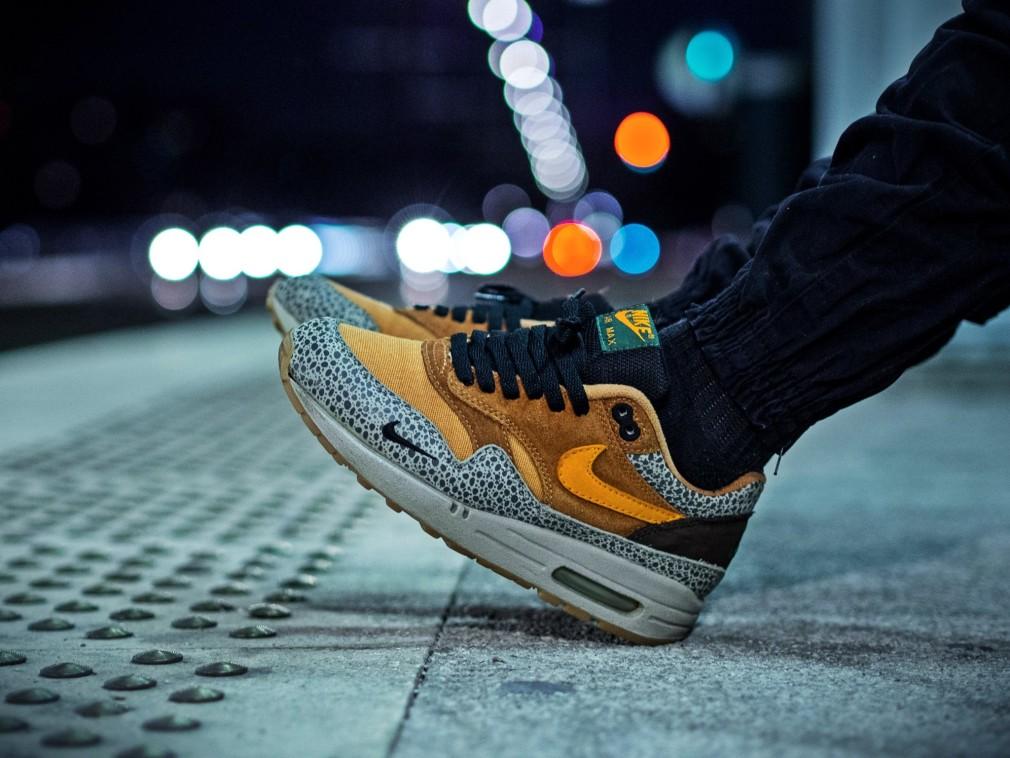 Sneakersian OG - Nike Air Max 1 Safari