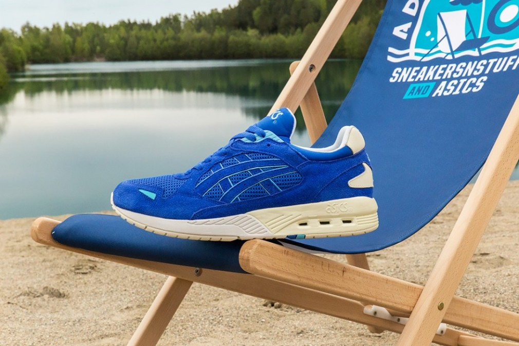 Sneakersnstuff x Asics GT Cool Express %22A day at the beach%22 5