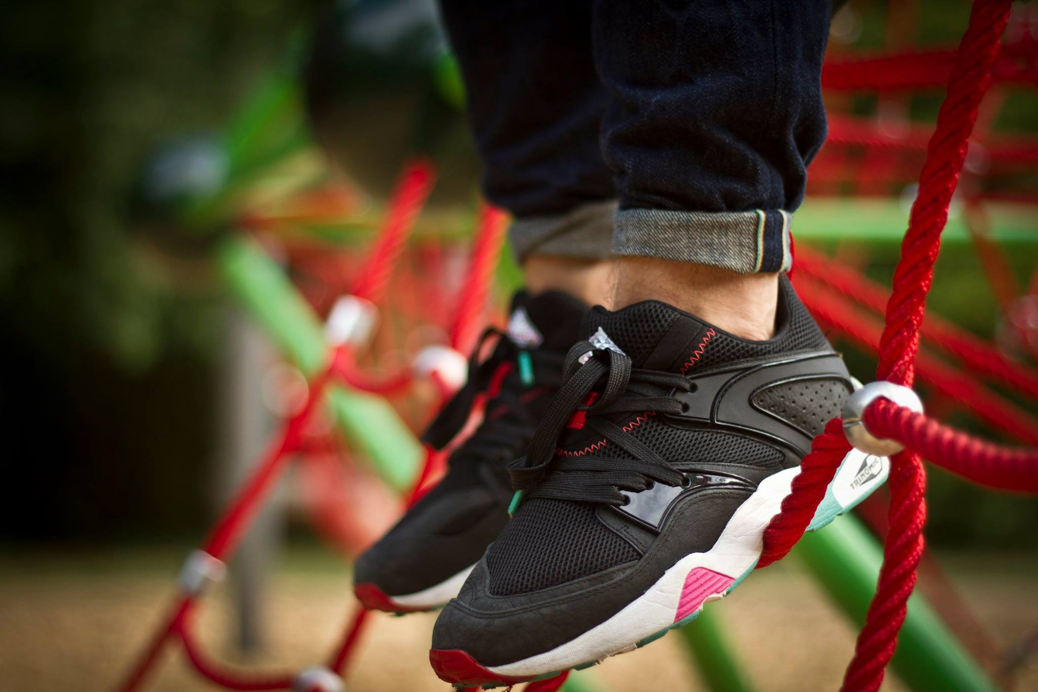Stephan Kranke -   Sneakerfreaker x Puma Blaze of Glory 'Black Beast'