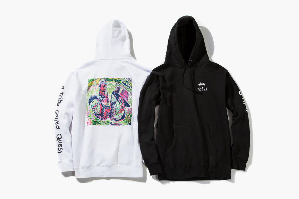 Stussy x A Tribe Called Quest  Collaborative Capsule Collection