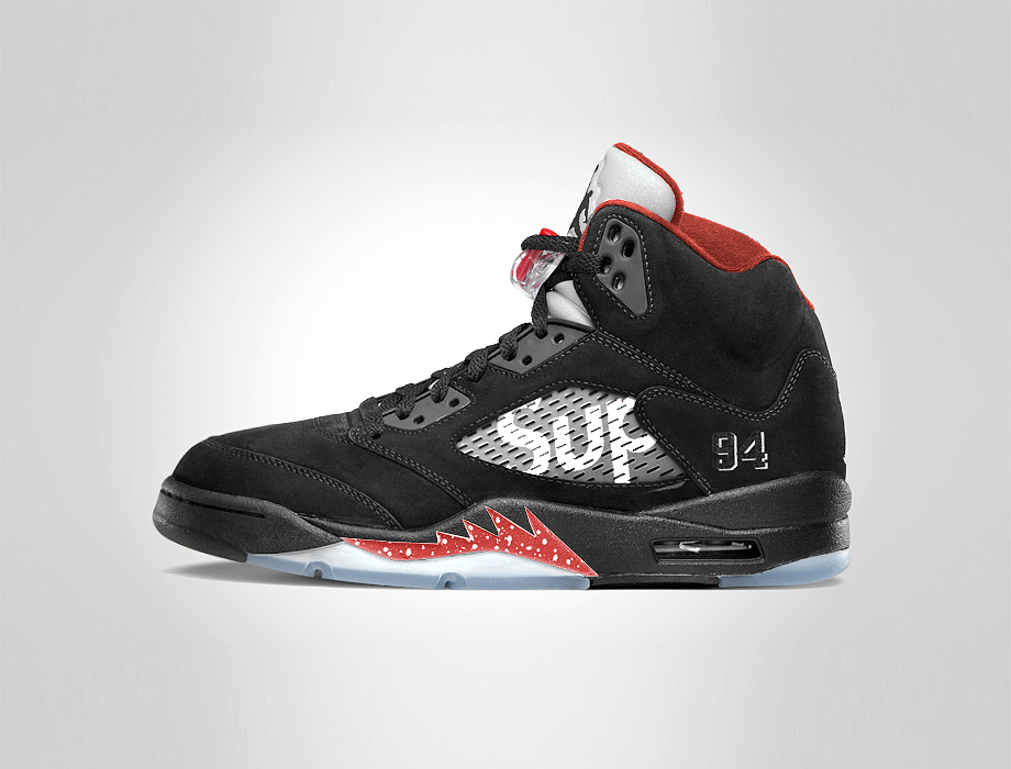 Supreme-Air-Jordan-5-Black-824371-001