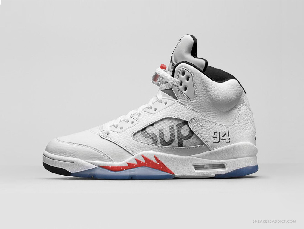 Supreme-Air-Jordan-5-White