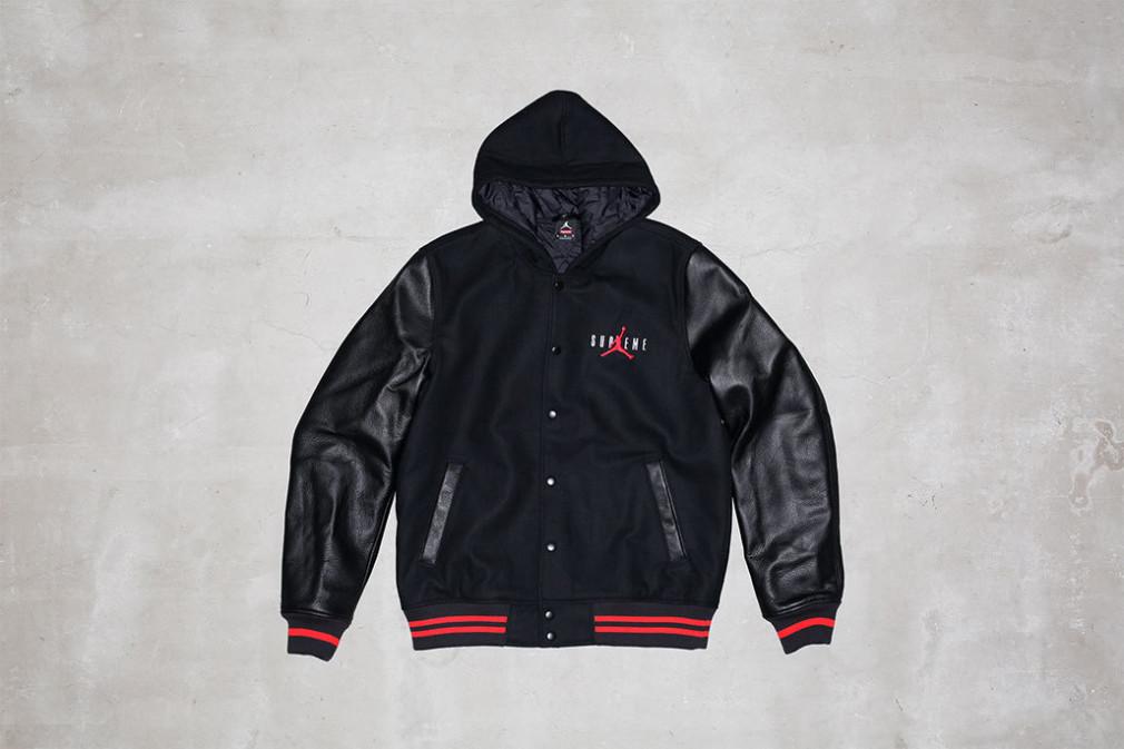 Supreme Jordan Jacket