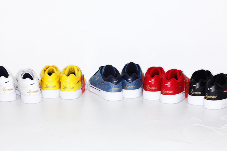 Supreme x Nike SB 'GTS' Capsule collection 2015