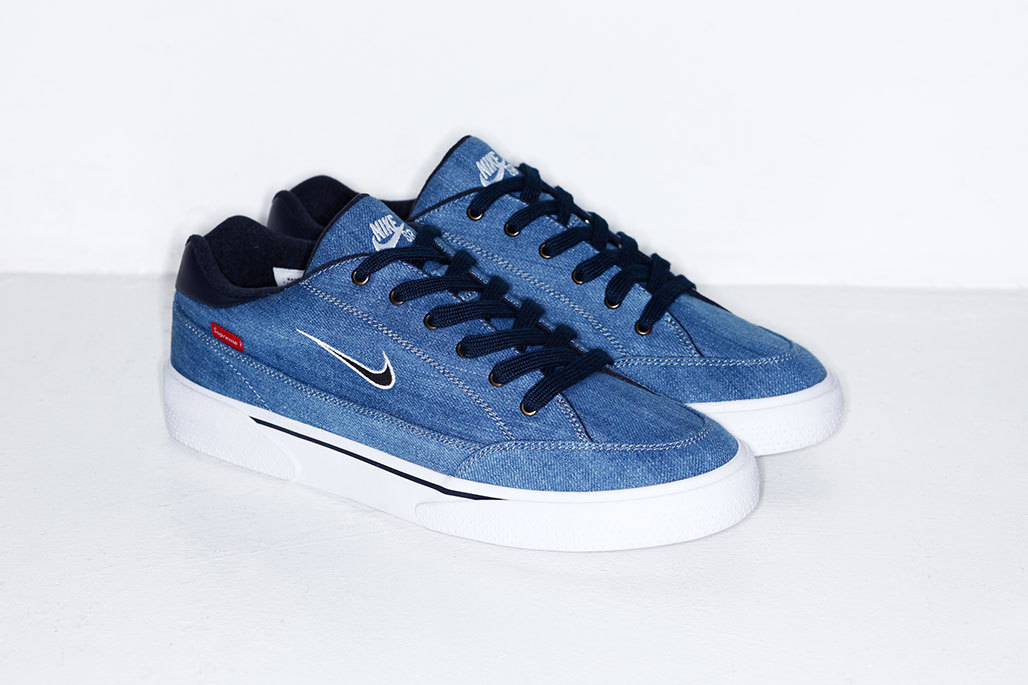 Supreme x Nike SB 'GTS' Denim