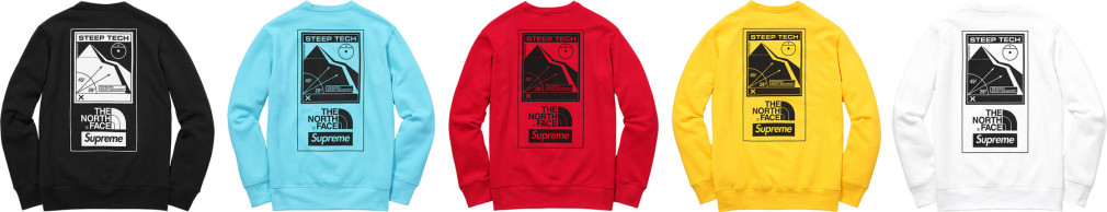 SupremexTheNorthFaceSS16 Second Drop 5