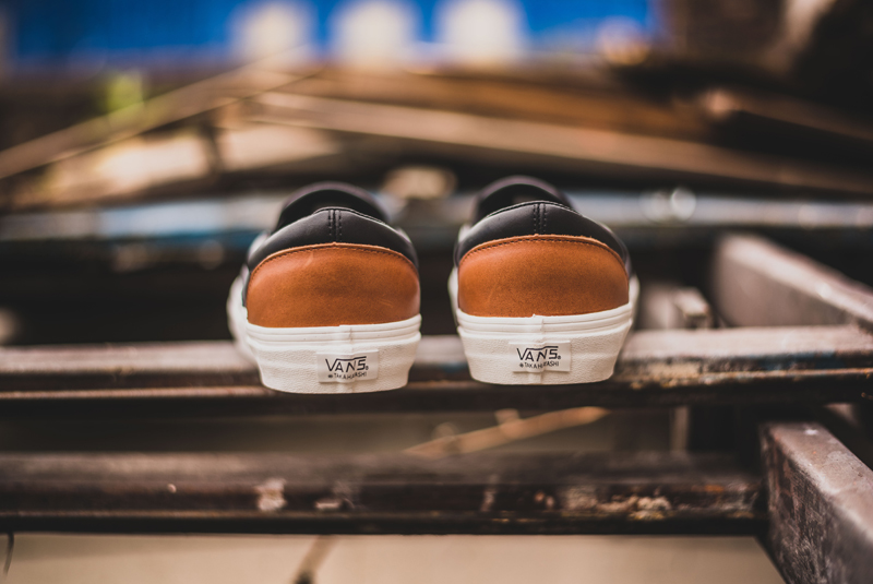 Taka Hayashi x Vans SK8 Nomad and Slip Nomad Lx 16