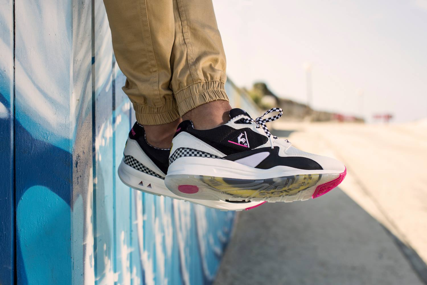 Town & Country Surf Designs x Le Coq Sportif LCS R800