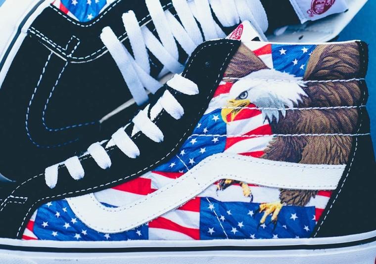 Vans American Freedom Pack