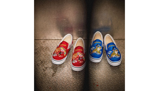 Vans Japan 2016 Collection